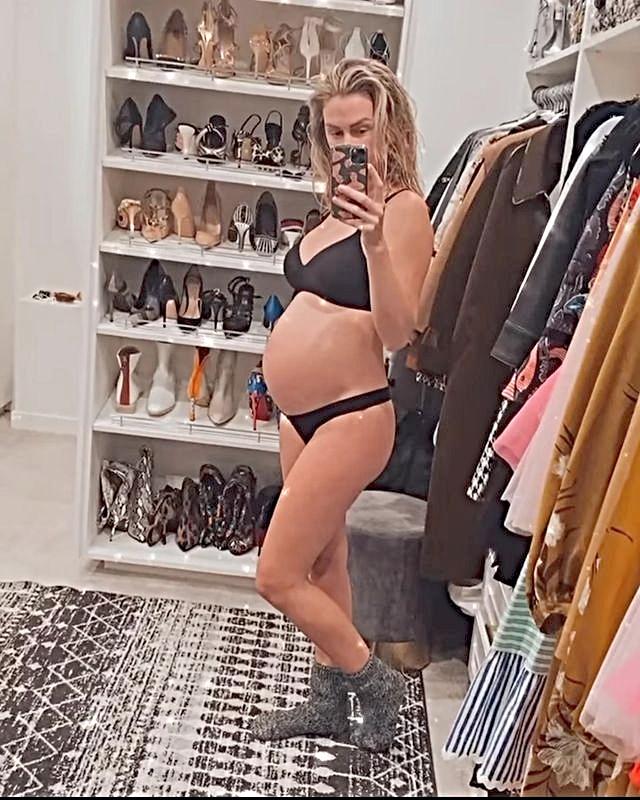 Vanderpump Rules' Lala Kent's Baby Bump Album Ahead of 1st Child: Pregnancy Pics