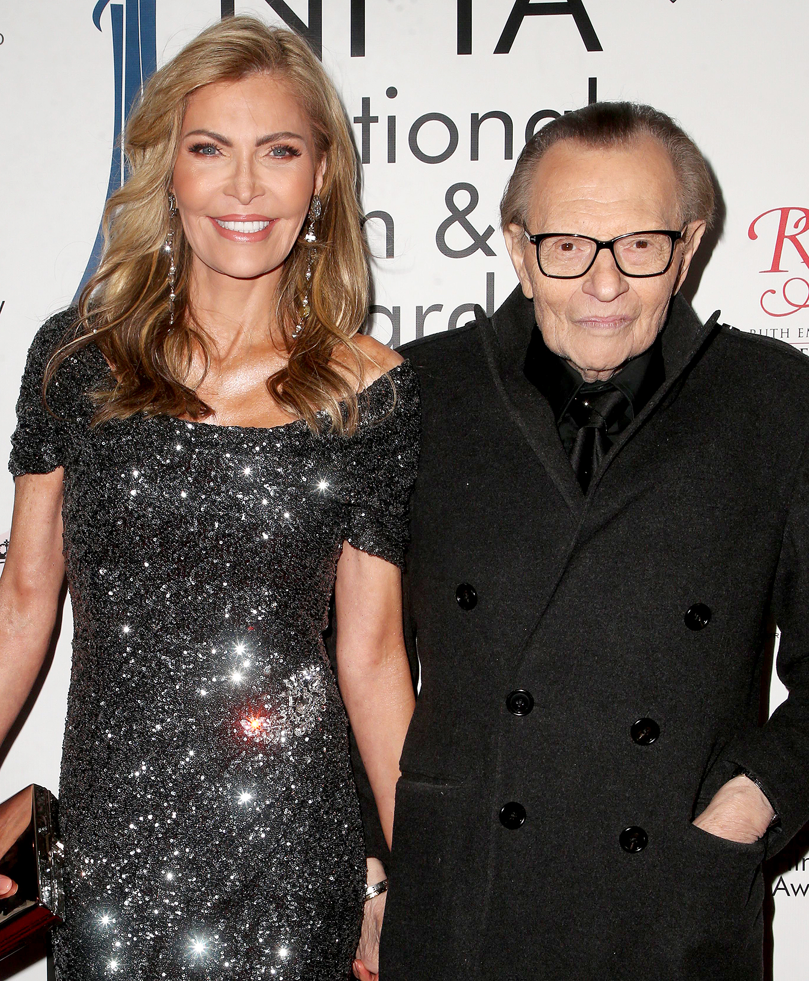 Larry King's Estranged Wife Shawn King Says He Was Laid to Rest at Loving Private Family Funeral