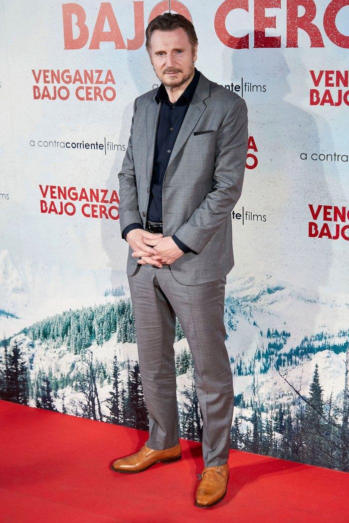 Liam Neeson planea retirarse de las películas de acción