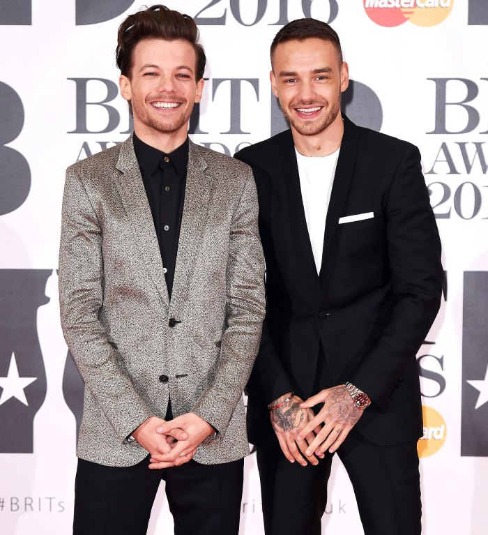 Liam Payne Louis Tomlinson There for Me When Struggling Amid the Pandemic