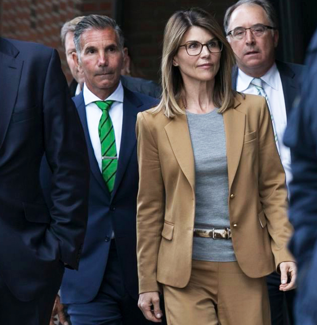 Lori Loughlin's Husband Mossimo Giannulli Asks to Finish His Prison Sentence in Home Confinement