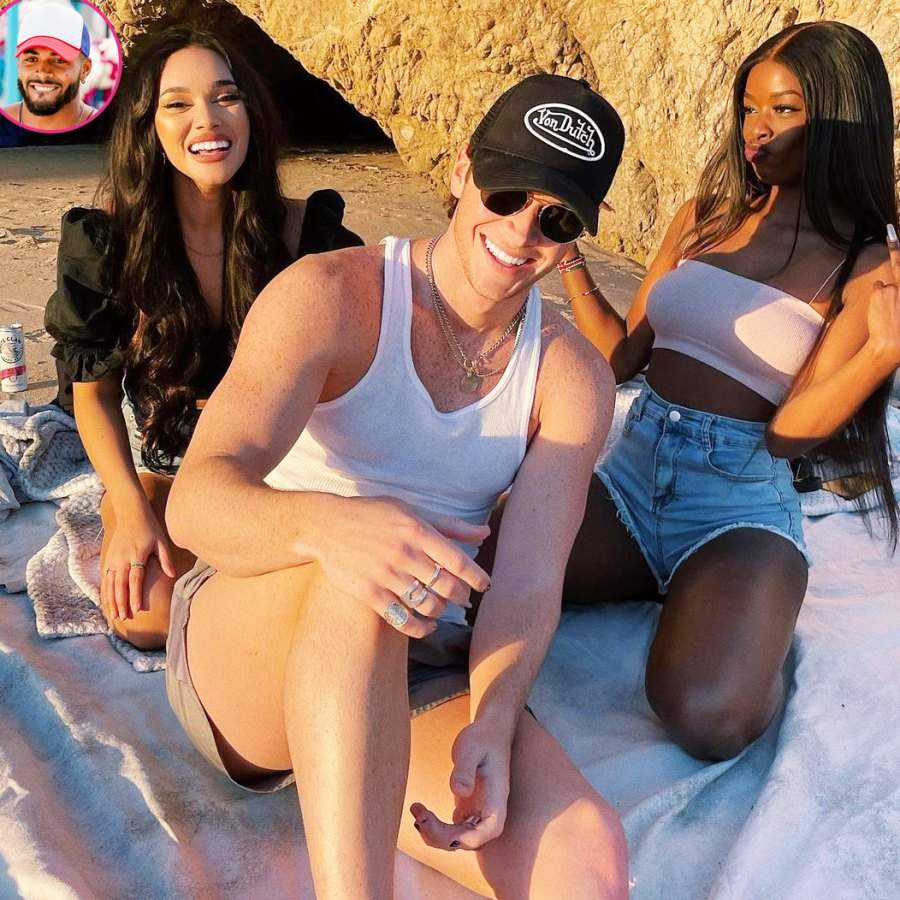 Love Island Cely Hangs With Costars After Johnny Split
