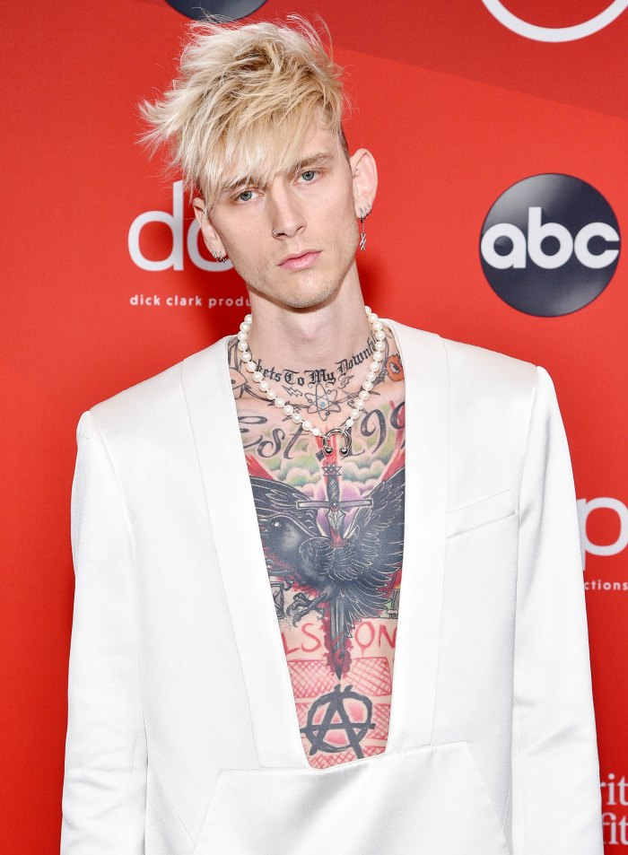 Machine Gun Kelly Says Hes Been Fked Up Place Months