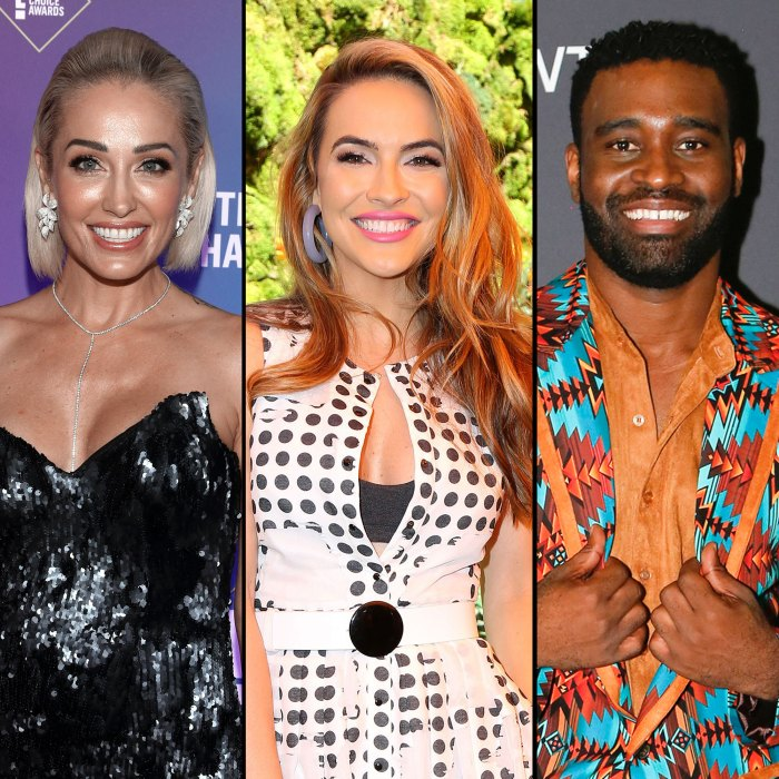 Mary Fitzgerald cree que Chrishell Stause BF Keo Motsepe aparecerá vendiendo Sunset