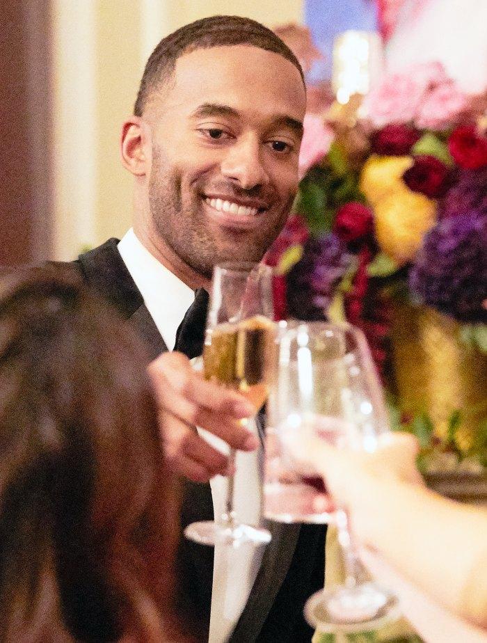 Matt James revela que se unió emocionalmente a varias mujeres en The Bachelor