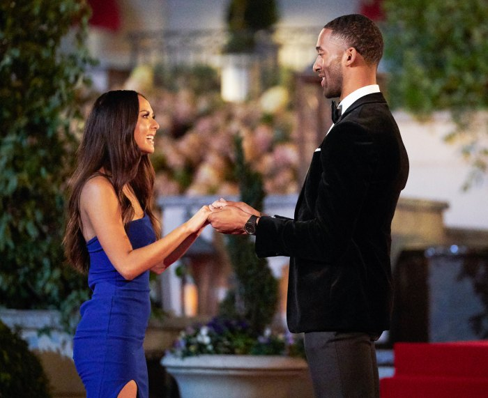 Matt James The Bachelor recap
