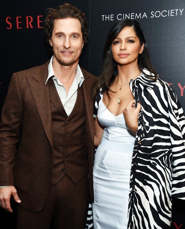 Matthew McConaughey and Camila Alves Adopted 2 Puppies Within 1 Week