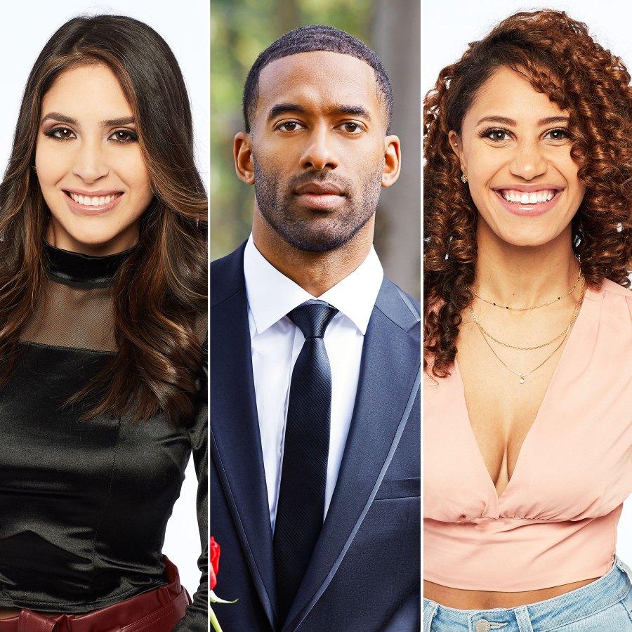 Catalina Matt James and Ryan Meet the 5 New Women Entering The Bachelor