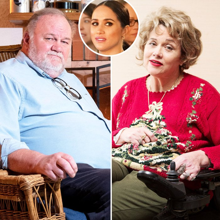 Meghan Markle Dad Thomas Is Very Pleased With Samantha Upcoming Book