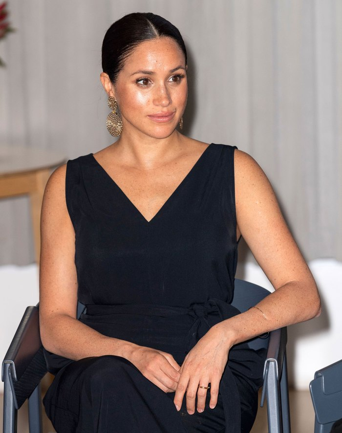 Meghan Markle Fails to Qualify for Getting Her British Passport After California Move