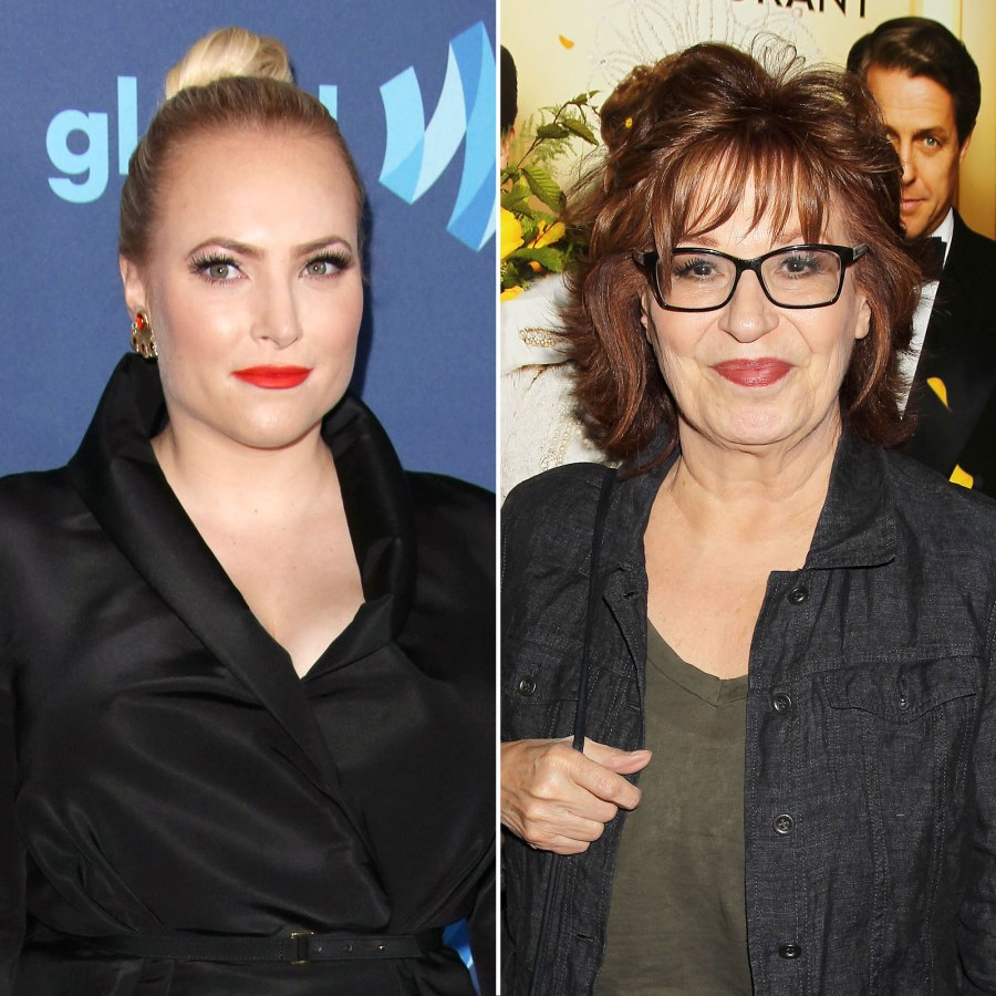 Meghan McCain Most Dramatic The View Moments