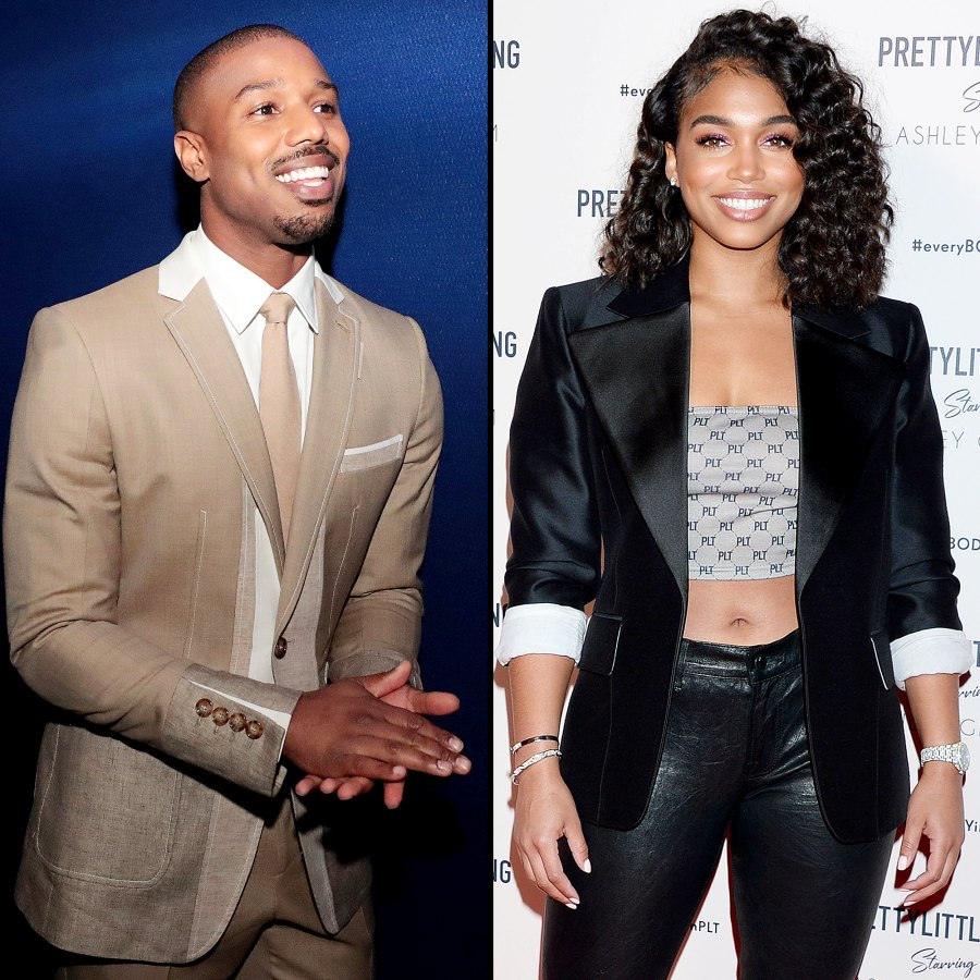 Michael B Jordan Flirts With Lori Harvey With Suggestive Instagram Comment
