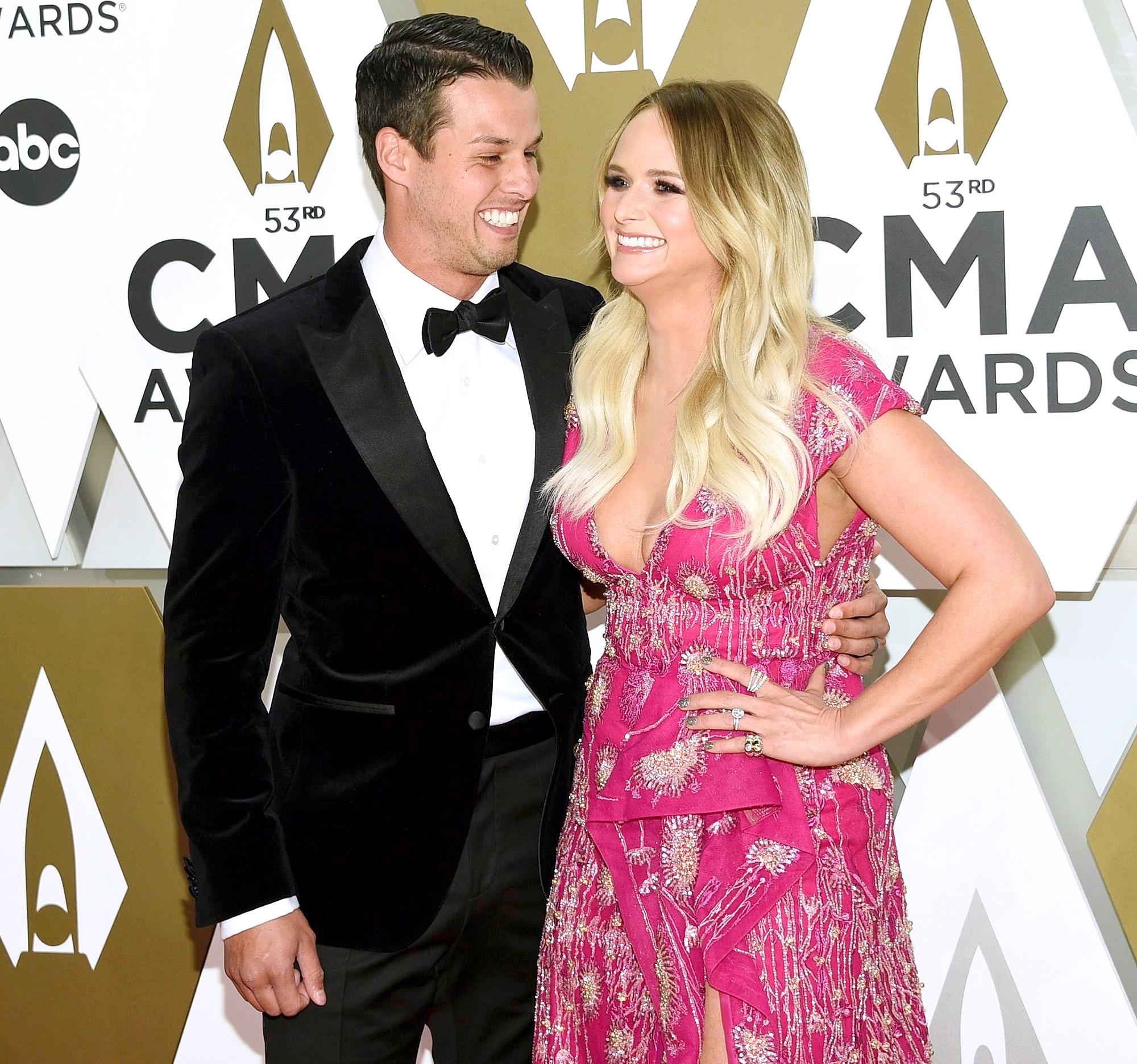 Miranda Lambert, Brendan McLoughlin Mark 2nd Wedding Anniversary