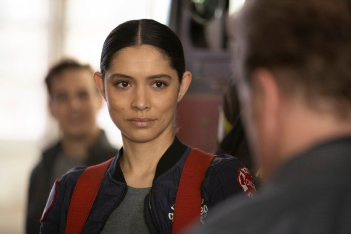 Chicago Fire Boss Teases Someone New Could Come Between Casey and Brett Miranda Rae Mayo