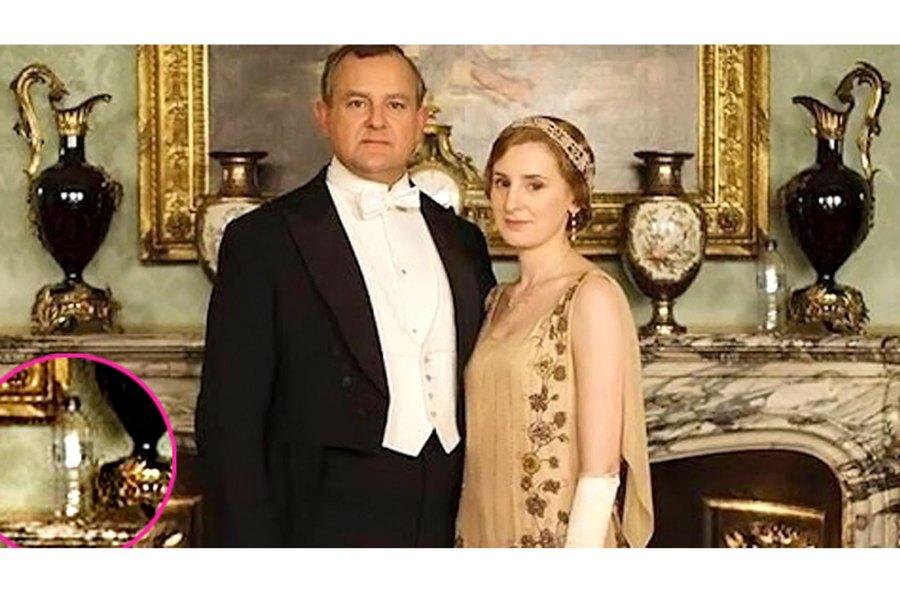 Downton Abbey Movie TV Mistakes