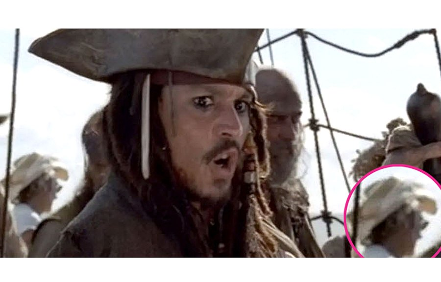 Pirates of the Caribbean Movie TV Mistakes