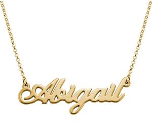 MyNameNecklace Name Necklace