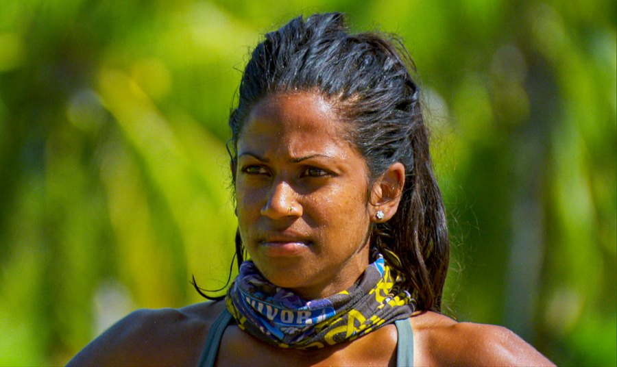 Natalie Anderson Survivor champ