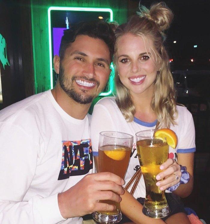 Nicole Franzel y Victor Arroyo revelan nueva fecha de boda en medio del embarazo