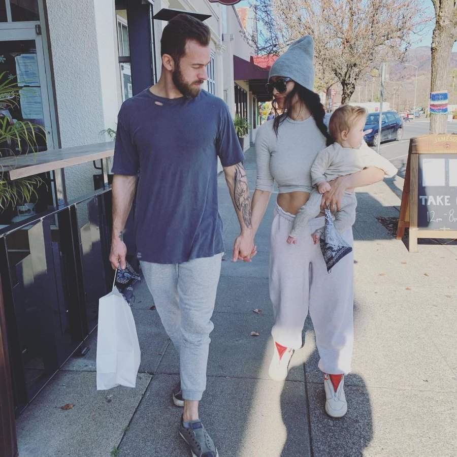 Nikki Bella and Artem Chigvintsev's Sweet Pics With Son Matteo