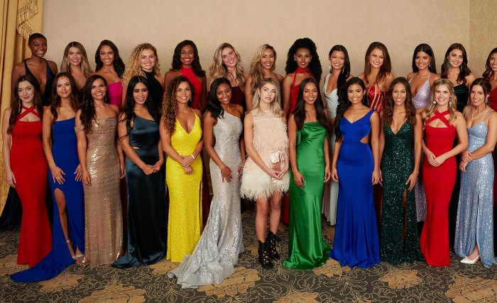 OMG! 2 'Bachelor' Contestants Wore the Same Exact Dress on the Premiere