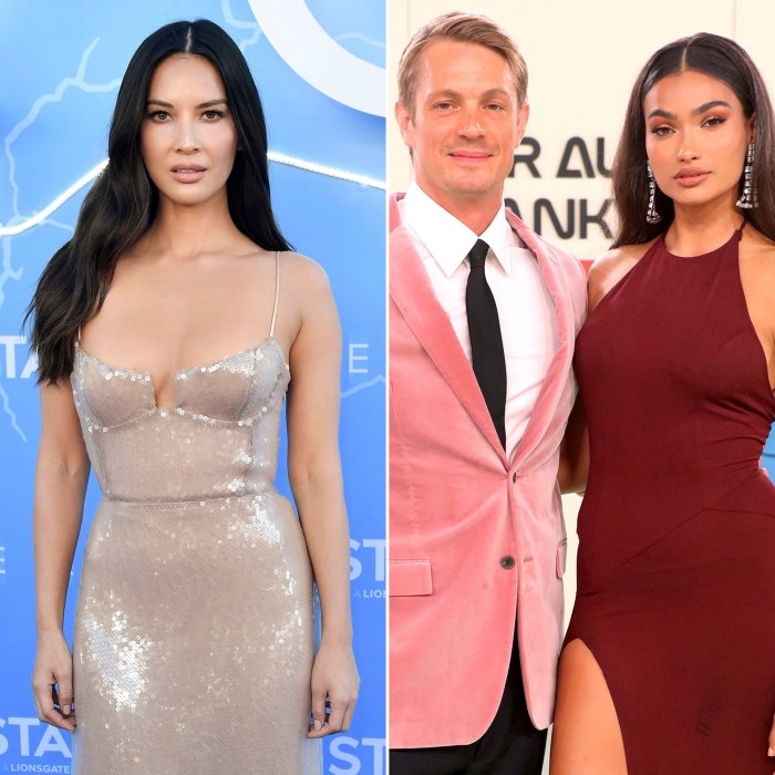 Olivia Munn Reacts to Ex Joel Kinnaman's Engagement to Model Kelly Gale