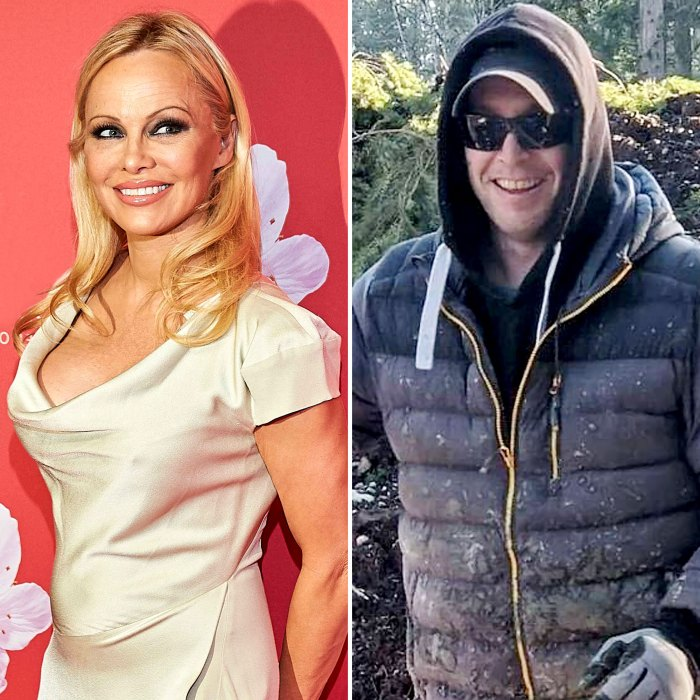 Pamela Anderson Marries Bodyguard Dan Hayhurst