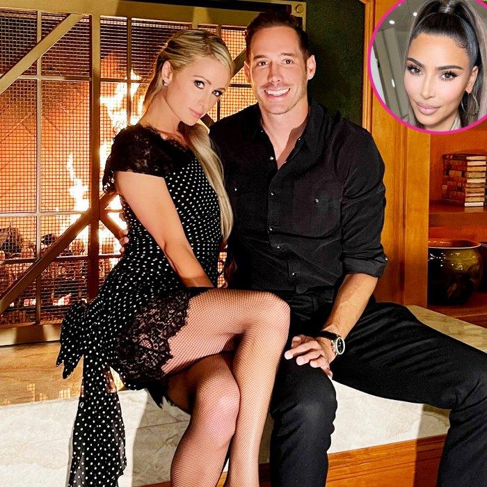 Paris Hilton Doing IVF With Boyfriend Carter Reum Kim Kardashian