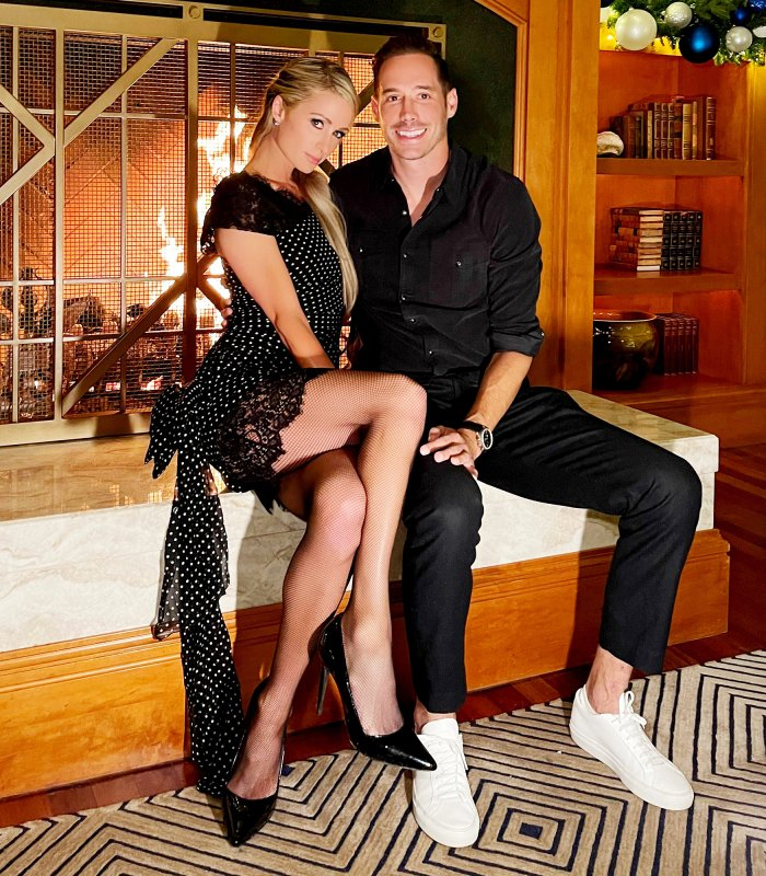 Paris Hilton Is Engaged Boyfriend Carter Reum After 1 Year of Dating