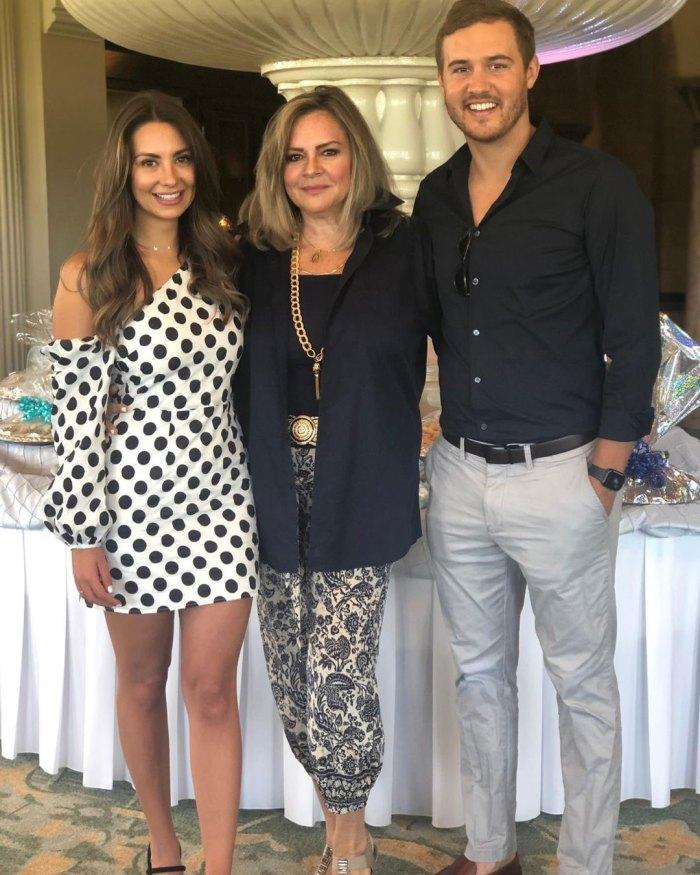 Peter Weber Denies Mom Barb Is to Blame for Kelley Flanagan Split