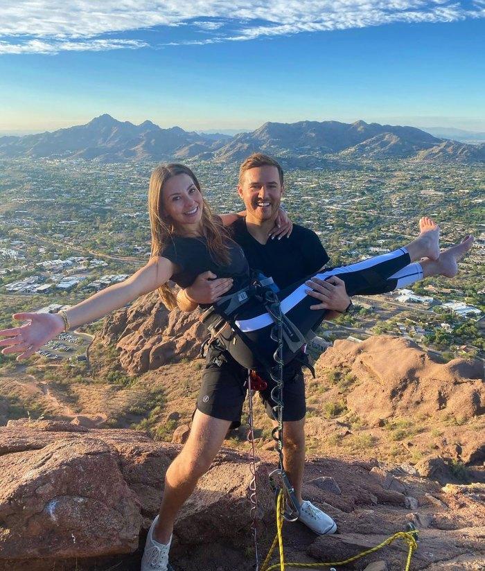 Cutting Ties? Peter Weber, Kelley Flanagan Unfollow Each Other After Split