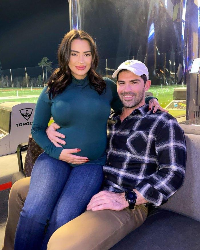 La estrella embarazada de 'Floribama Shore', Nilsa Prowant, comprometida con Gus Gazda: estoy en 'On Cloud Nine'