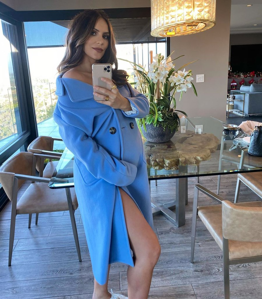 Pregnant Katharine McPhee's Baby Bump Album Ahead of 1st Child With David Foster