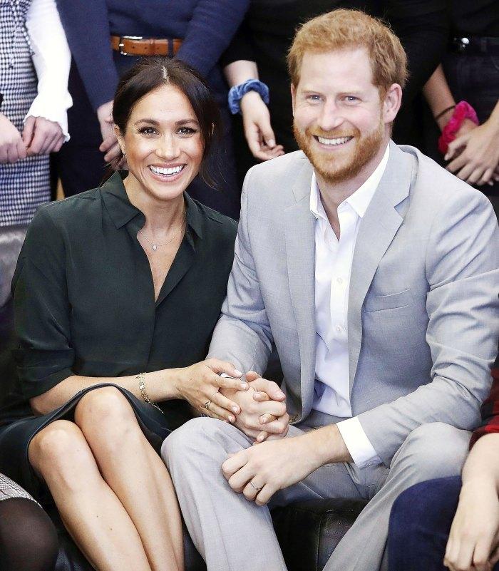El príncipe Harry Meghan Markle es una pareja más fuerte después de los cambios del año del torbellino