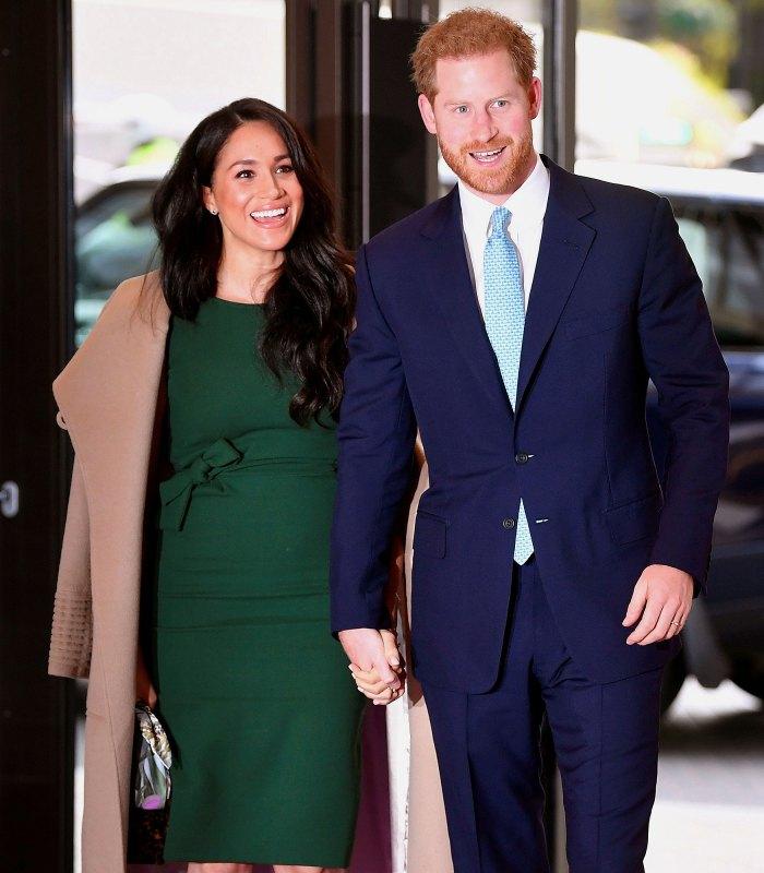 La noticia del embarazo del príncipe Harry Meghan Markle es un sueño hecho realidad
