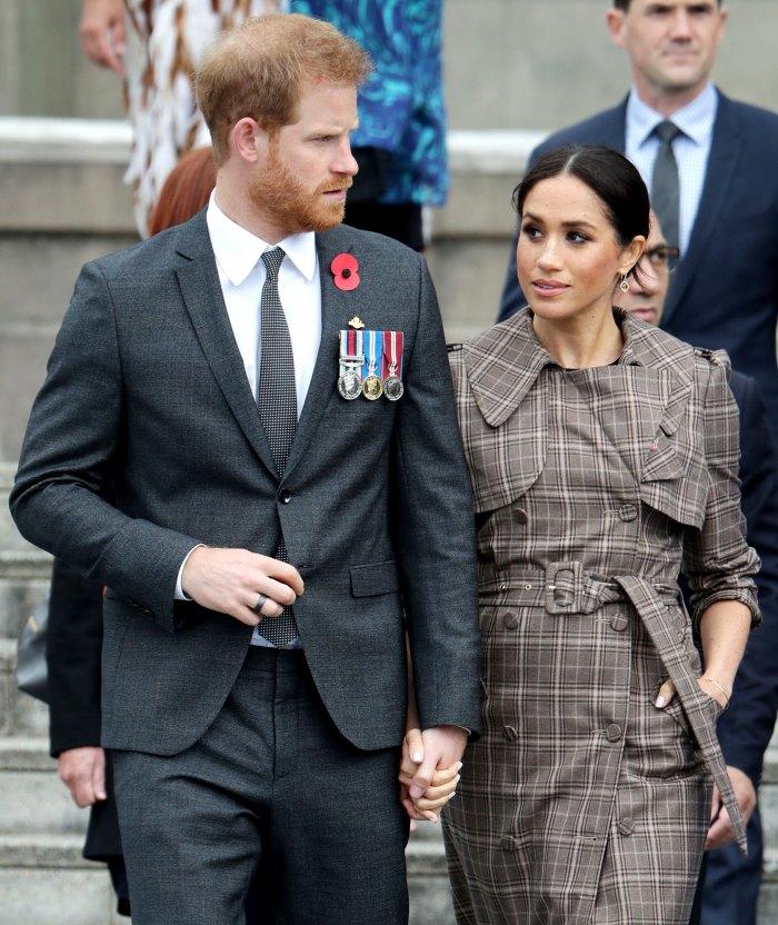 El príncipe Harry y Meghan Markle han estado en un viaje 'doloroso' desde que salieron de la familia real