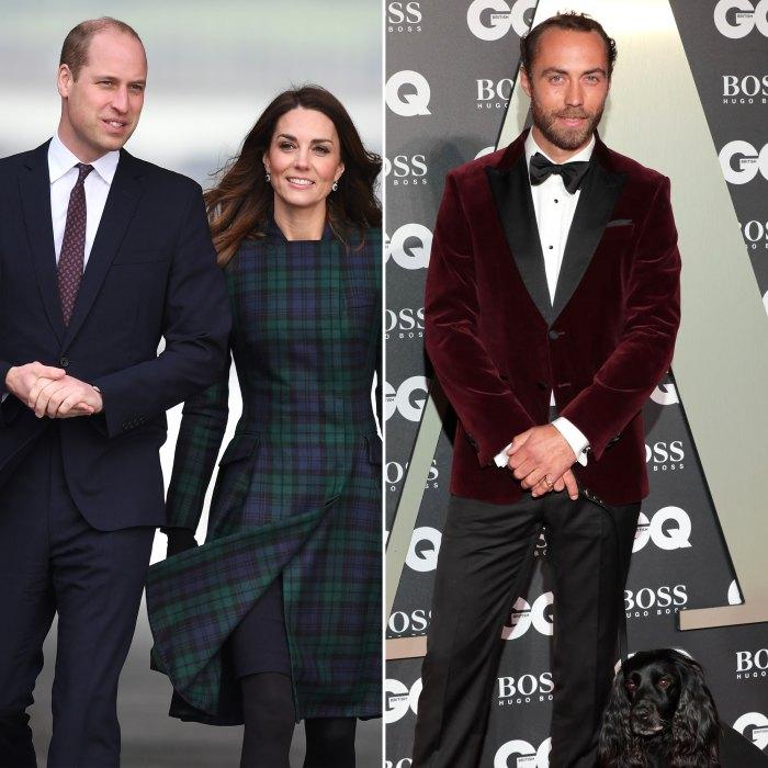 El príncipe William y la duquesa Kate añaden un cachorro de su hermano James Middleton a su familia