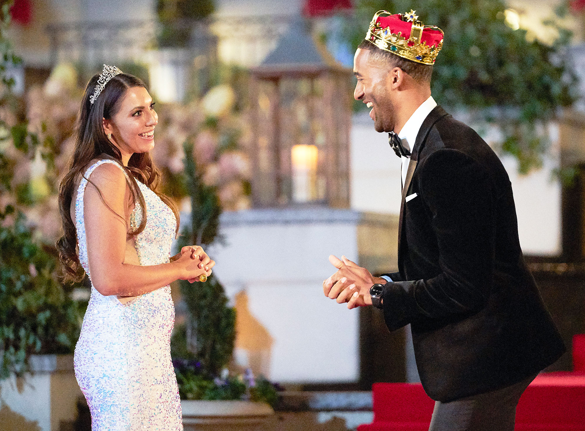 Queen Victoria Larson Insists Shes Not a Bully and Doesnt Have Regrets Watching The Bachelor