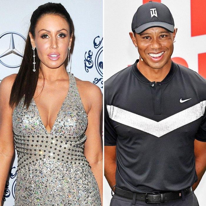 Rachel Uchitel I Suffered Love Addiction Tiger Woods Relationship