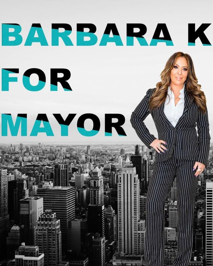 Real Housewives of New York City Barbara Kavovit Running For Mayor Of New York City