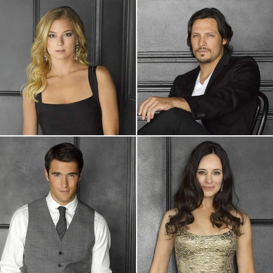 Revenge Cast Where Are They Now