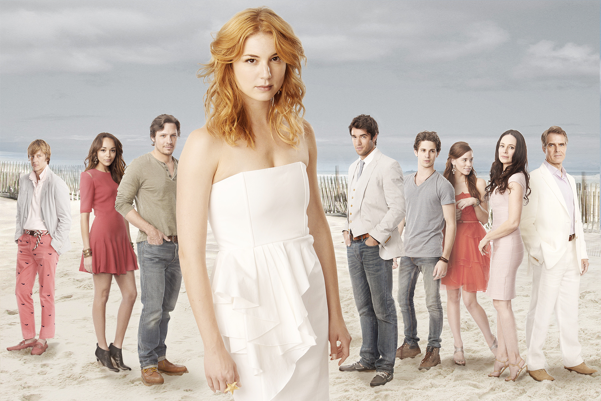 Revenge's Christa B. Allen Accuses Costars of Bullying After Reunion Snub