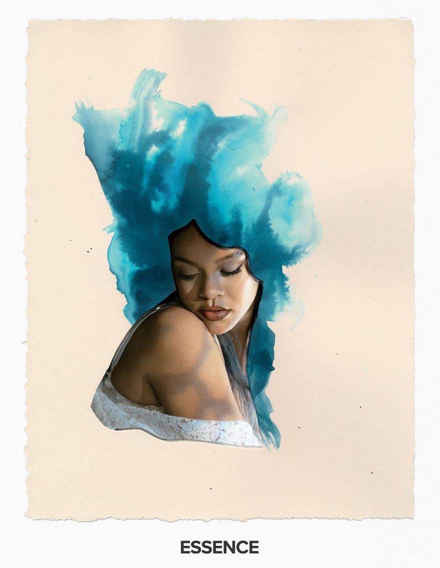 Rihanna's 'Essence' Cover Is So Unique: 'It's Like Magic'