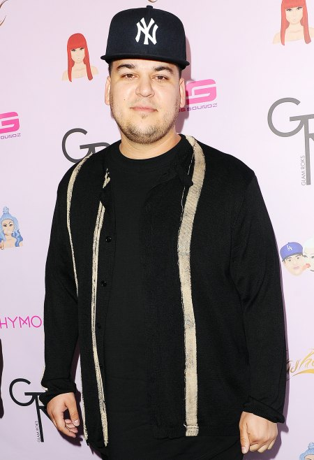 Rob Kardashian Is Launching New Vanilla Cream Soda After Unveiling His Hot Sauce Brand