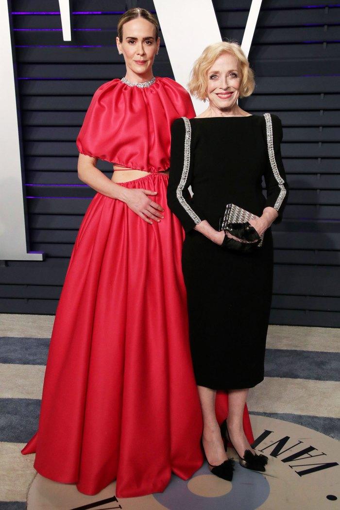 Sarah Paulson Wishes Girlfriend Holland Taylor a Happy 78th Birthday
