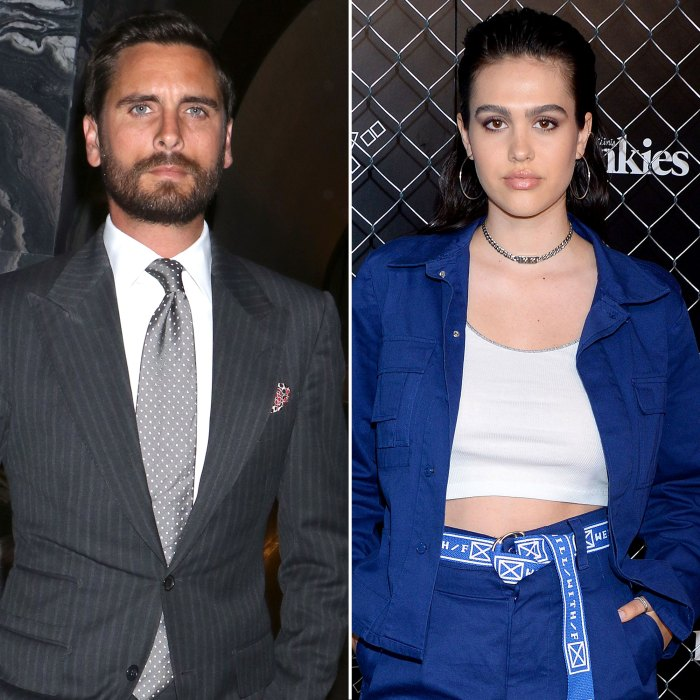 Scott Disick and Amelia Hamlin Vacationed in Cabo for New Year