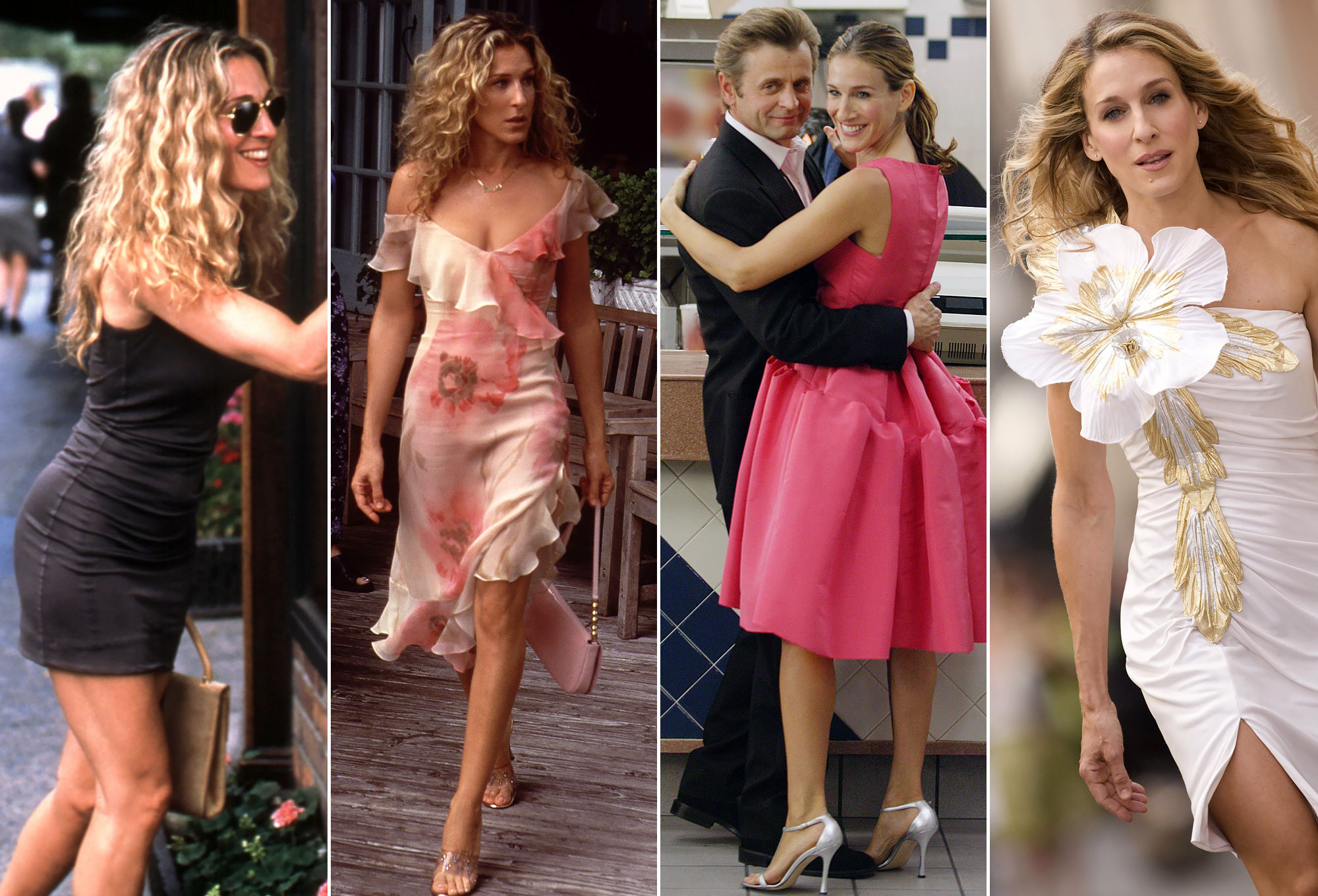 Sex and the city inspired dresses