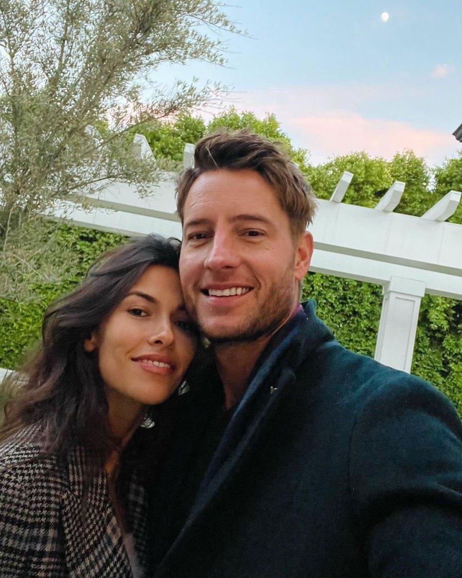 Sofia Pernas Instagram Justin Hartley Dating History
