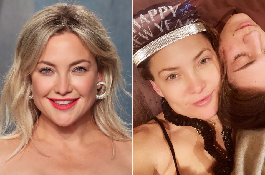 The Best Celebrity Makeup-Free Moments of 2021