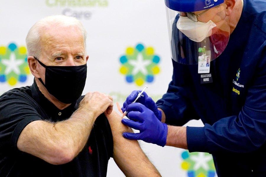 Joe Biden Stars Whove Spoken Out About Getting COVID-19 Vaccine